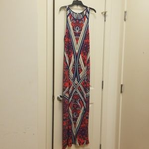 Bisou Bisou Fitted Maxi Dress